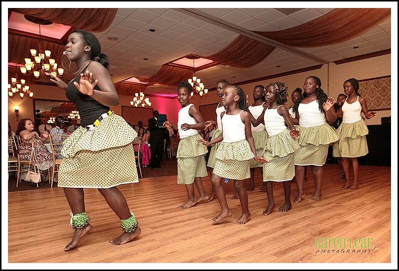 Acholi dance troupe Sudan