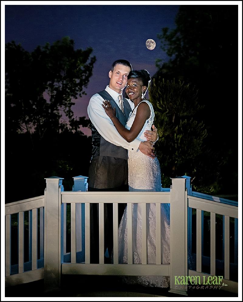 moon light wedding photos flo and paul