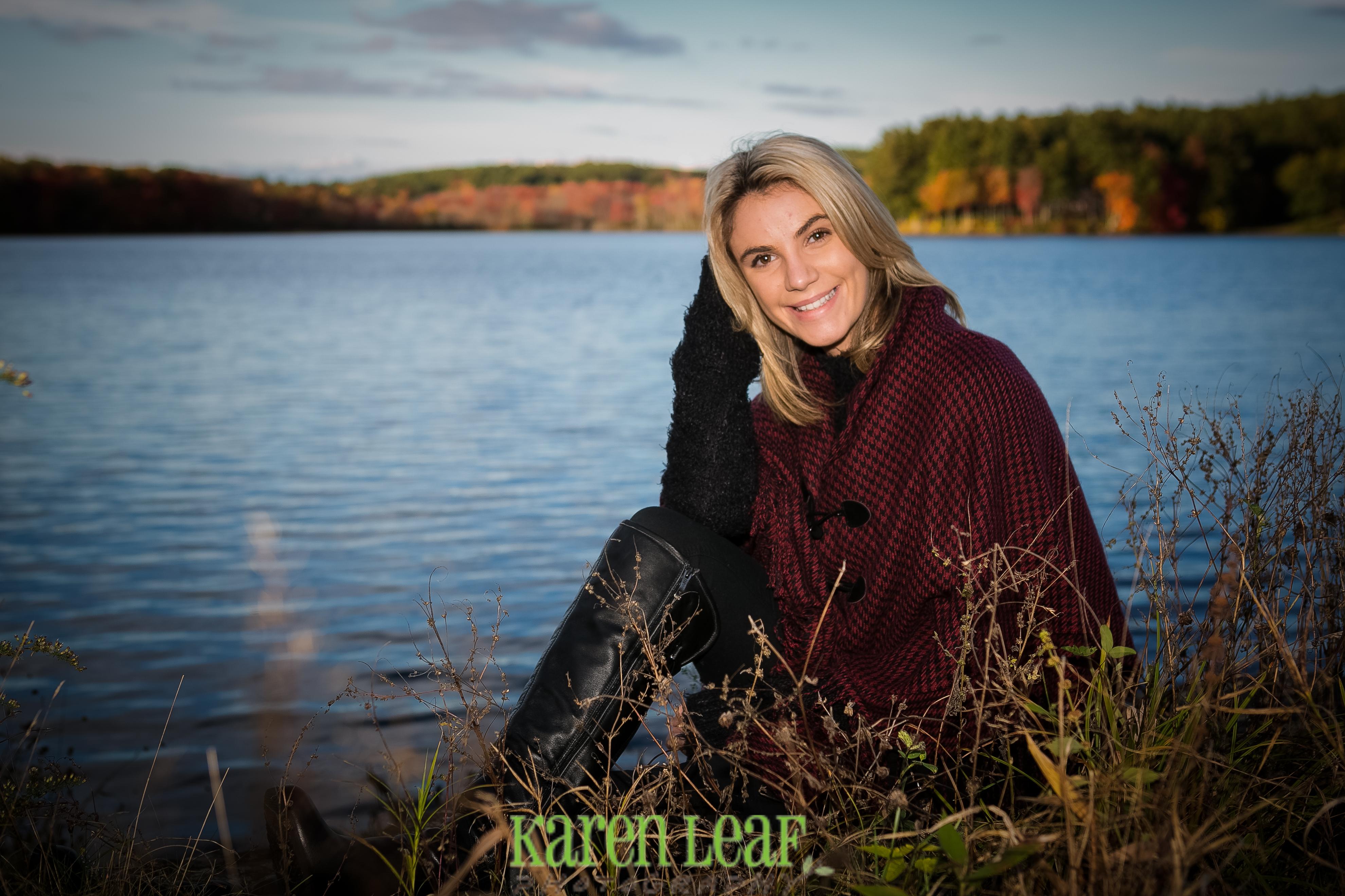 Senior portraits in Woodstock CT